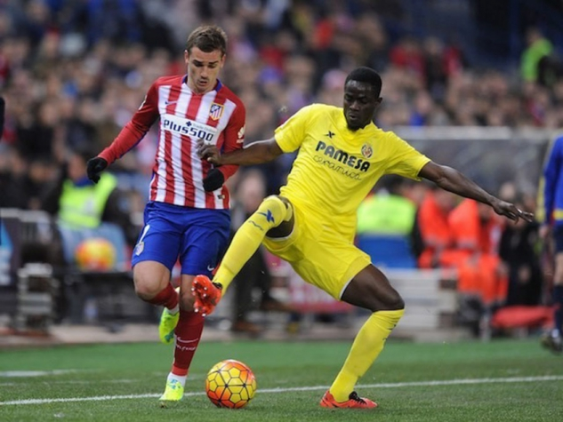 Eric Bailly - Villarreal