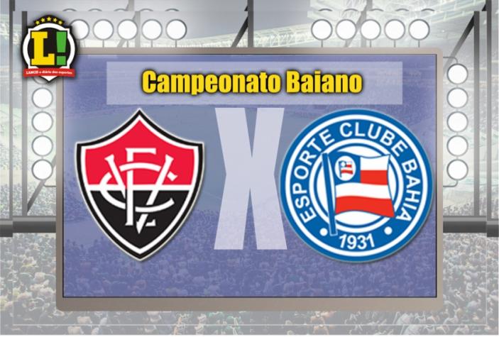 0d02427e8f Vitória e Bahia fazem primeiro jogo da final no Estadual neste ...
