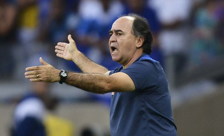 Marcelo Oliveira - Cruzeiro (Foto: Washington Alves/VipComm)