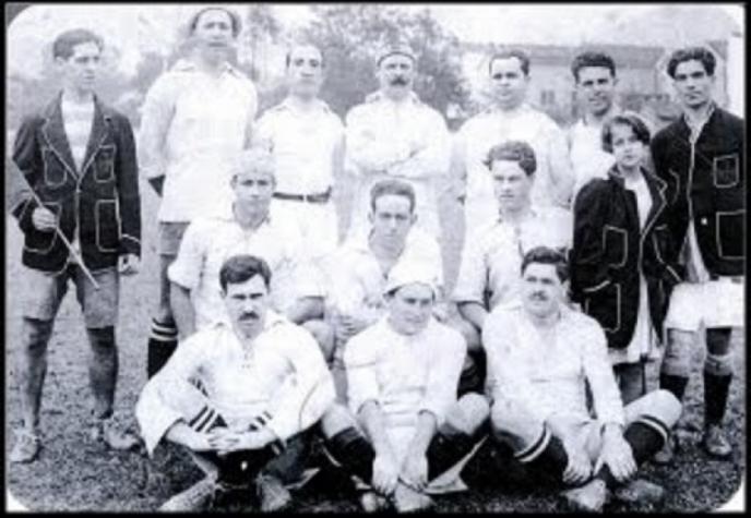 Histórico! Primeiro jogo oficial do Vasco completa 100 anos nesta ... a7b585df8b6fc