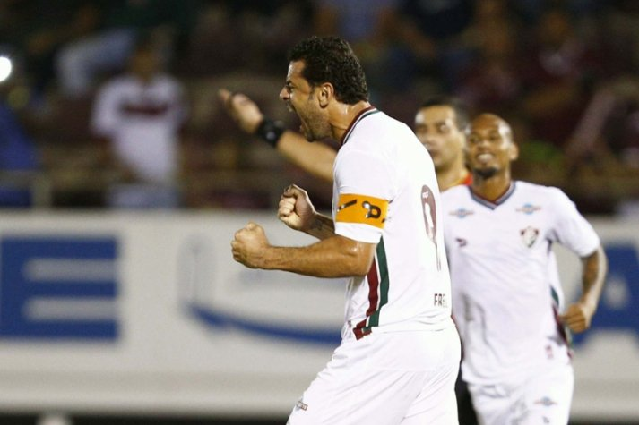 Copa do Brasil - Ferroviaria x Fluminense (foto:Thiago Calil/Photopress)