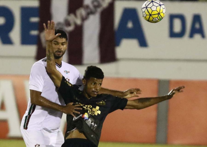 Copa do Brasil - Ferroviaria x Fluminense (foto:Celio Messias/LANCE!Press)