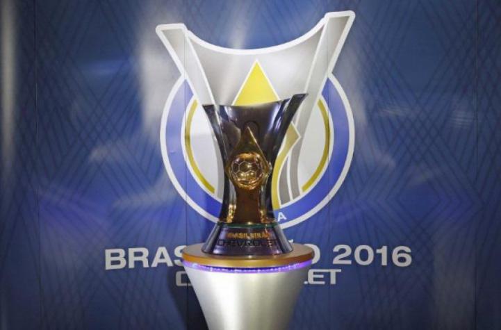 Taça do Brasileirão 2016 (Foto: Divulgação/CBF)