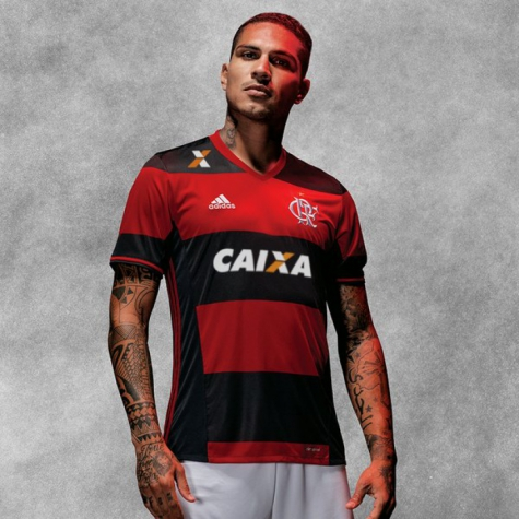 Nova camisa do Flamengo