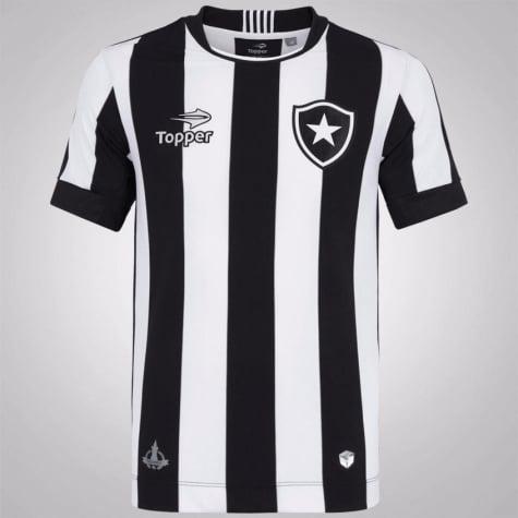 73166503cf0b6 Loja vaza nova camisa do Botafogo antes do lançamento oficial