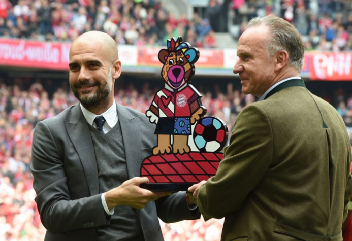Bayern de Munique - Guardiola