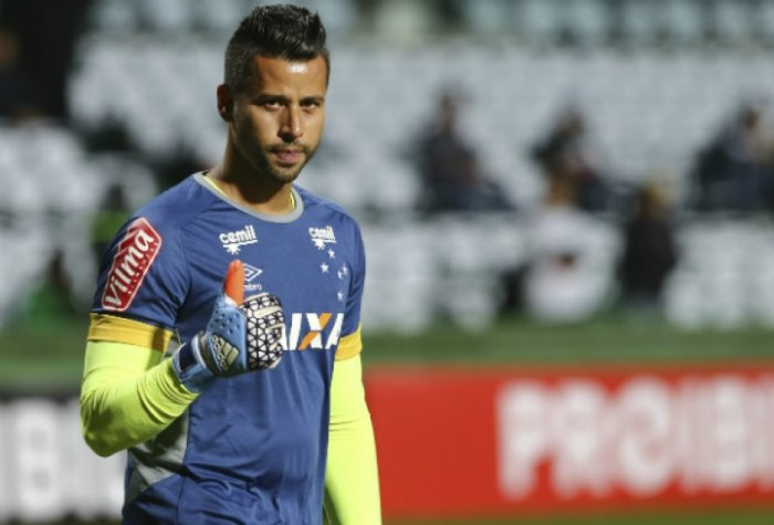 Fábio, goleiro do Cruzeiro (Foto: Geraldo Bubniak/Light Press)