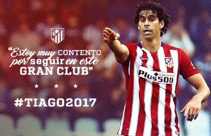 Tiago - Atletico de Madrid
