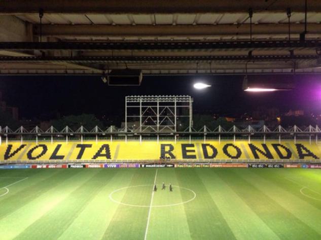 Volta Redonda registra piores públicos do Flamengo em 2017 | LANCE!