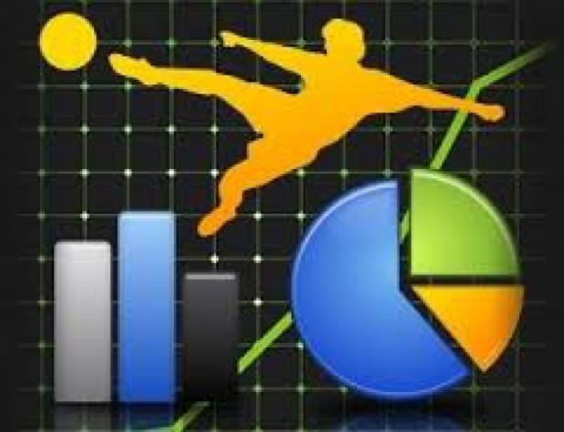 Resultado de imagem para estatistica de futebol