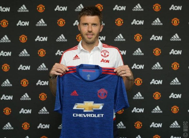 Carrick - Manchester United