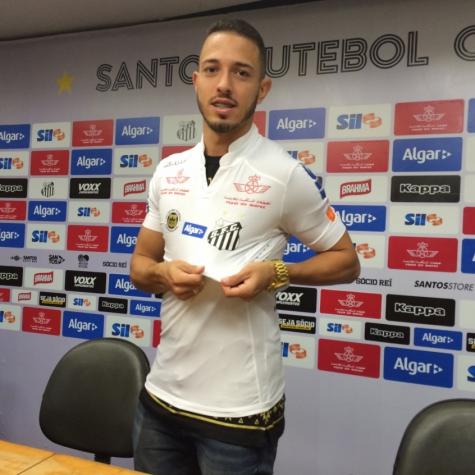 Jean Mota - Santos