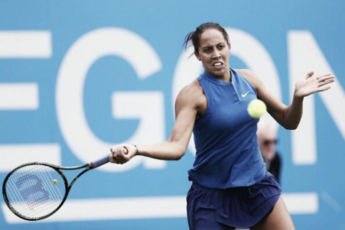 Madison Keys vai á final do WTA de Birmingham