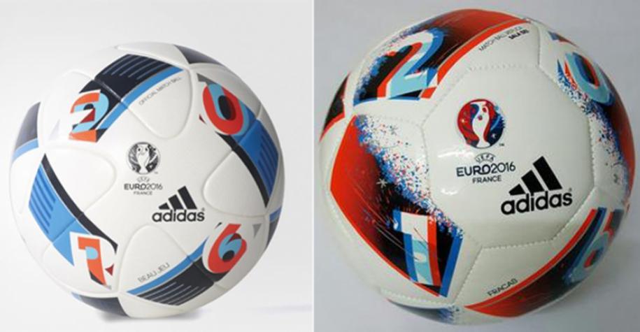 Adidas lança segunda bola oficial da Euro. Será usada a partir das ... c90f97904b803