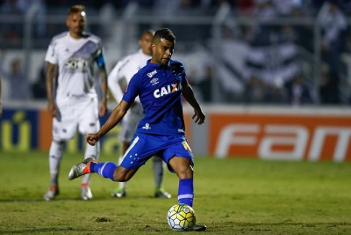 Alisson, meia-atacante do Cruzeiro (Foto: Marcelo Zambrana/Light Press)