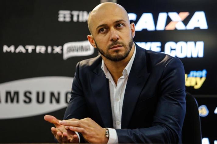 Alessandro Nunes (DS de Corinthians) :