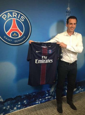 Unai Emery, novo técnico do PSG