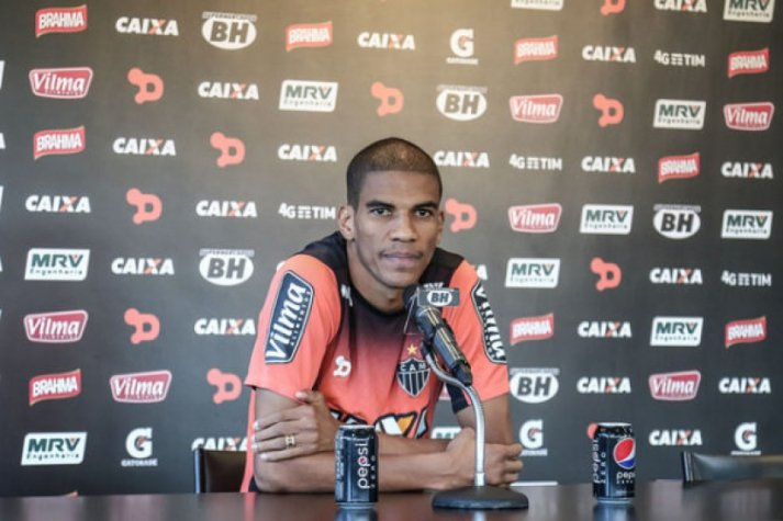Leonardo Silva, do Atlético-MG