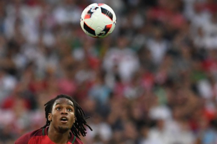 Renato Sanches - Portugal x Polônia