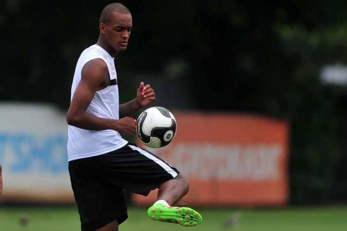 Luiz Felipe (foto:Ivans Storti/LANCE!Press)