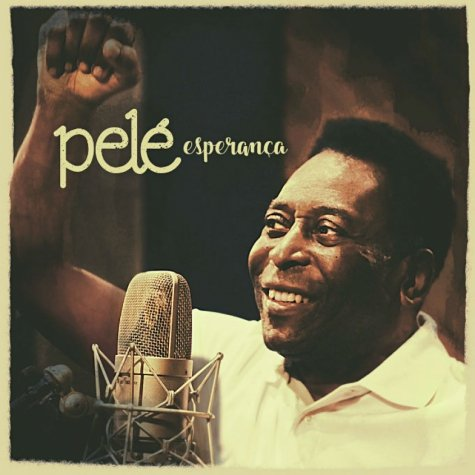 Pelé lançará música para Olimpíada nesta sexta