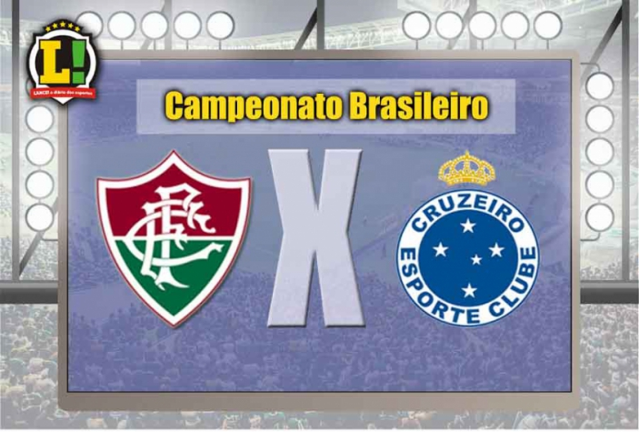 Apresentação - Fluminense x Cruzeiro 49b0e24bec3ef