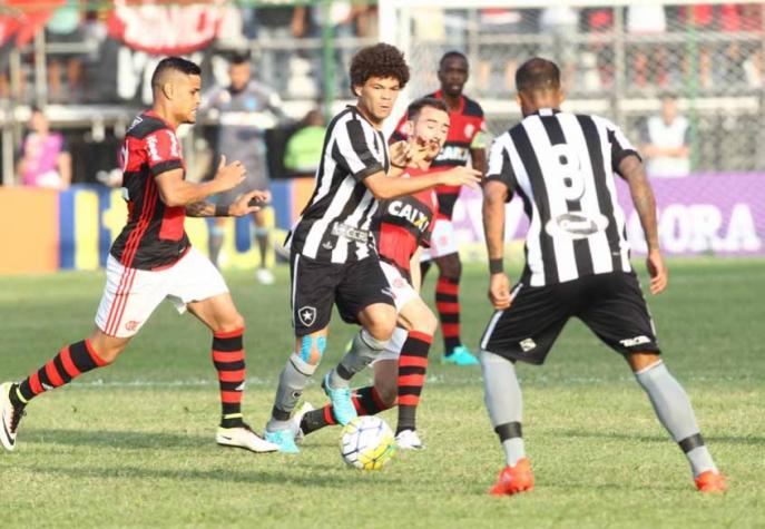 [Torcida Flamengo] De olho no planejamento para 2017, Camilo entra na mira do Flamengo