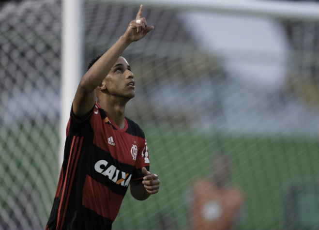 Lucas - Botafogo x Flamengo