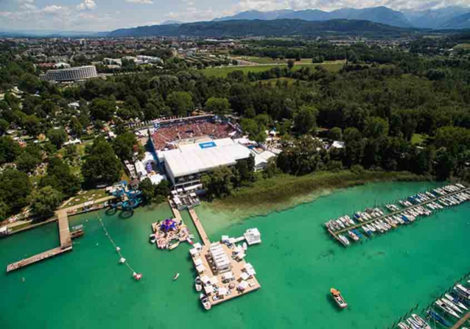 Major Series de Klagenfurt, na Áustria
