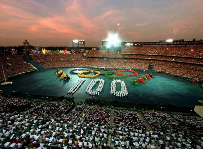 Olimpiadas de Atlanta de 1996 dc33012900122