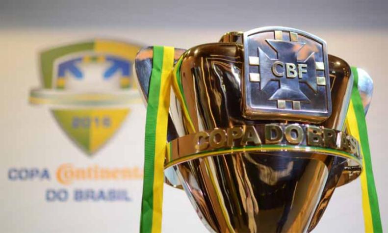 Taça - Copa do Brasil - Sorteio
