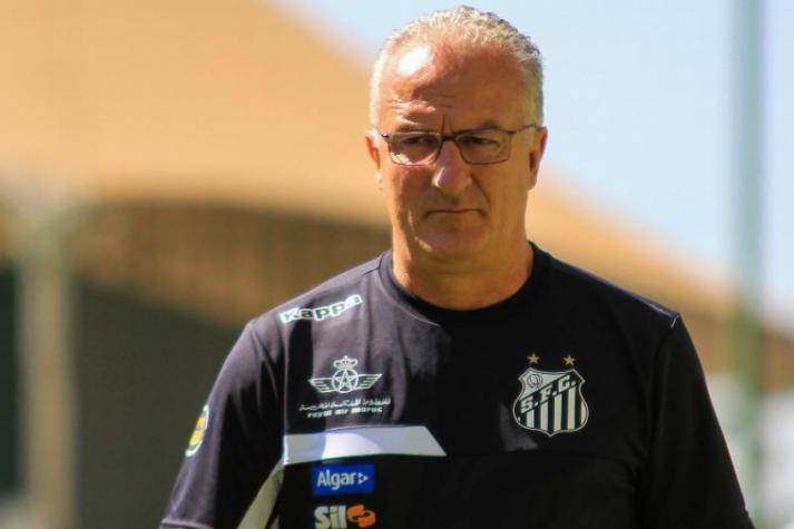 Dorival Júnior - América-MG x Santos