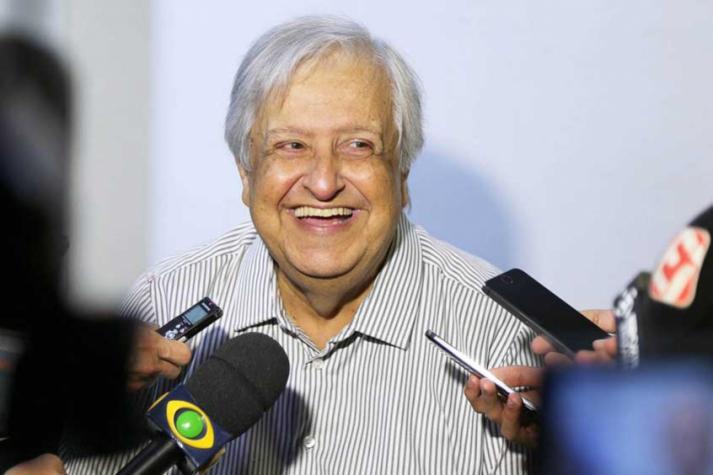 Presidente do Santos, Modesto Roma Júnior