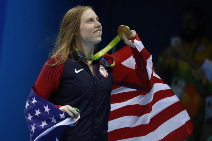 Lilly King (Foto: AFP)