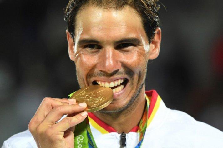 Nadal - ouro