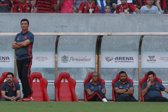 be92cb1c5e8db O técnico Zé Ricardo admitiu que o Flamengo não foi bem diante do Sport