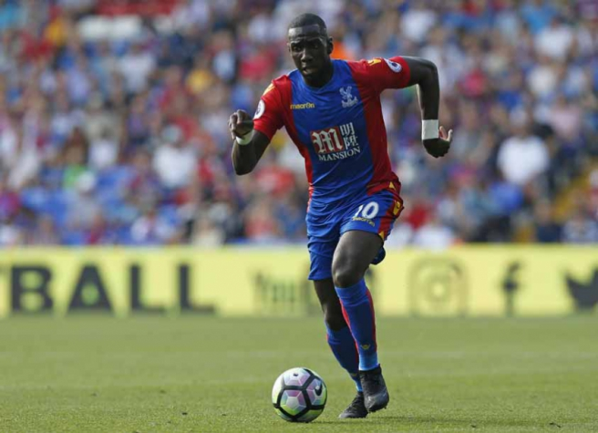 Bolasie - Crystal Palace x West Bromwich