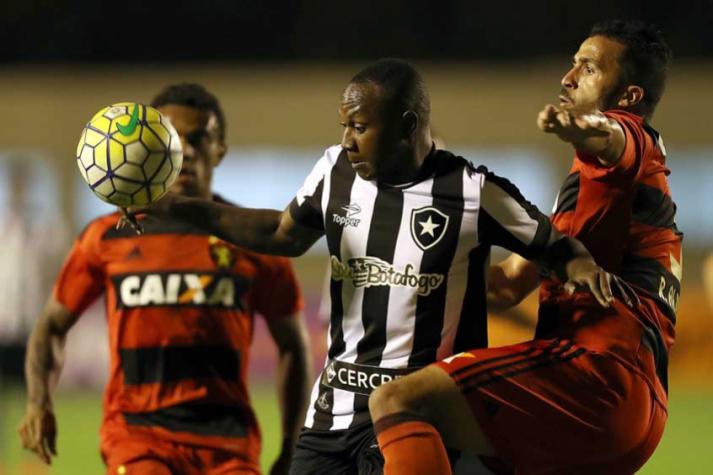 Resultado de imagem para Sassá Botafogo x Sport
