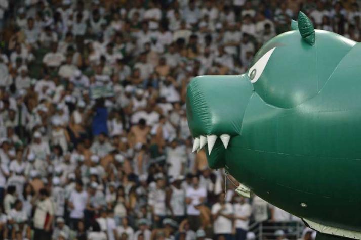 Palmeiras vende 30 mil ingressos contra o Fla; só um setor disponível