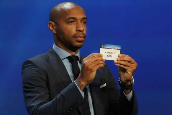 Thierry Henry volta aos gramados dessa vez pela Bélgica; Entenda