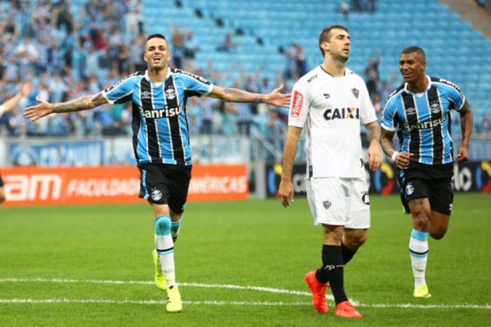 367403d73c1f6 Grêmio x Atlético-MG - Luan