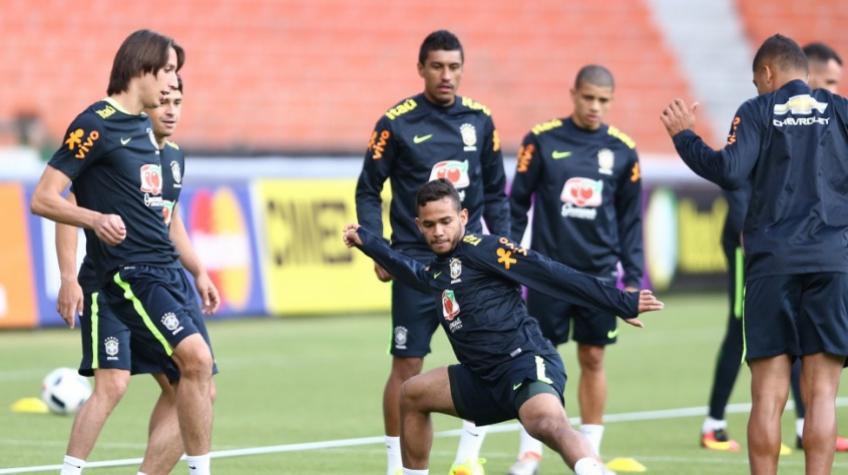 Zagueiro se diz pronto para primeira oportunidade com a camisa da Seleção  Brasileira (Foto Divulgação Site Oficial da CBF) 03ac5442586c0