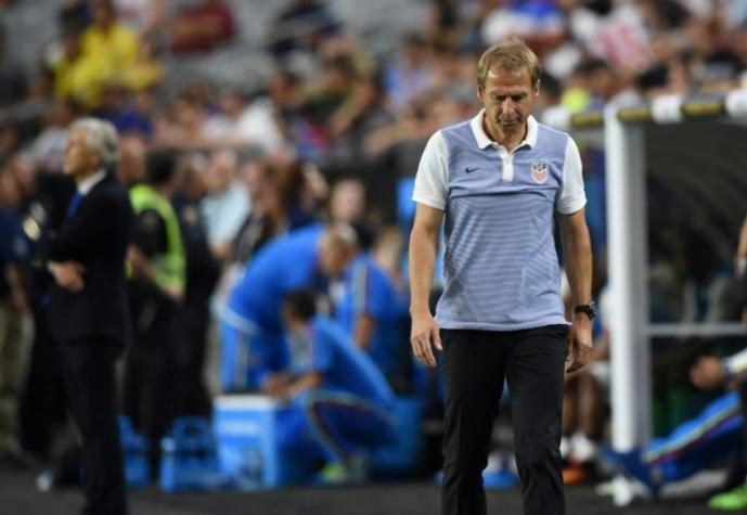 Juergen Klinsmann demitido do cargo de selecionador norte-americano de futebol