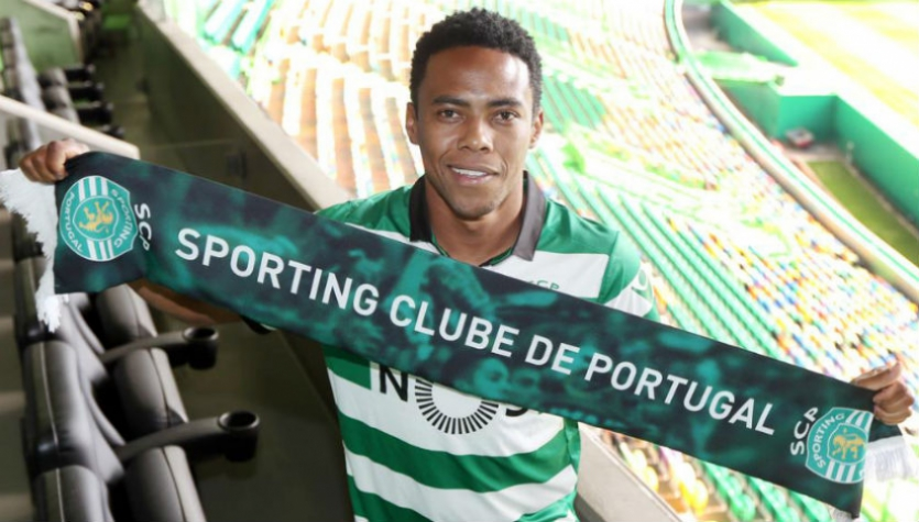 Elias, do Sporting