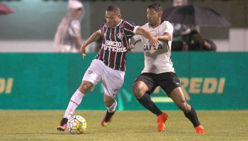 Corinthians consegue empate diante do Flu no Rio e sai em vantagem