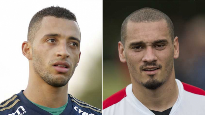 Vitor Hugo e Maicon
