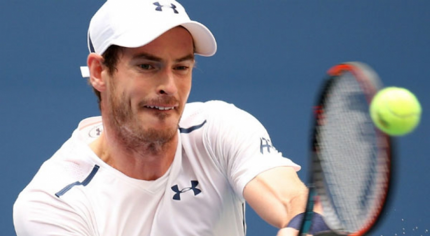 Andy Murray no US Open