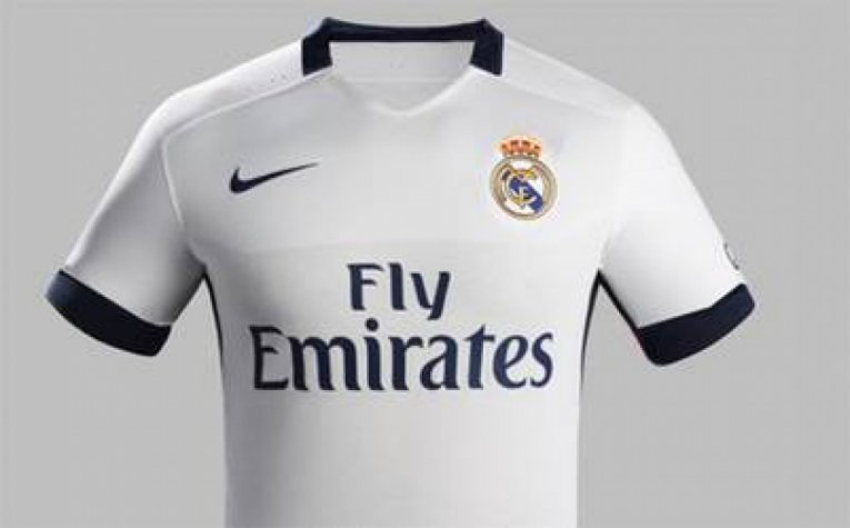 Camisa do Real Madrid - Nike