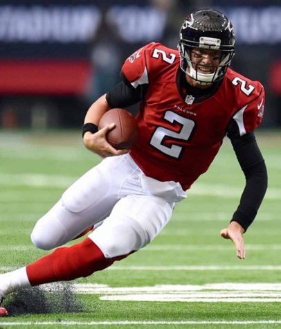 Atlanta Falcons - Matt Ryan