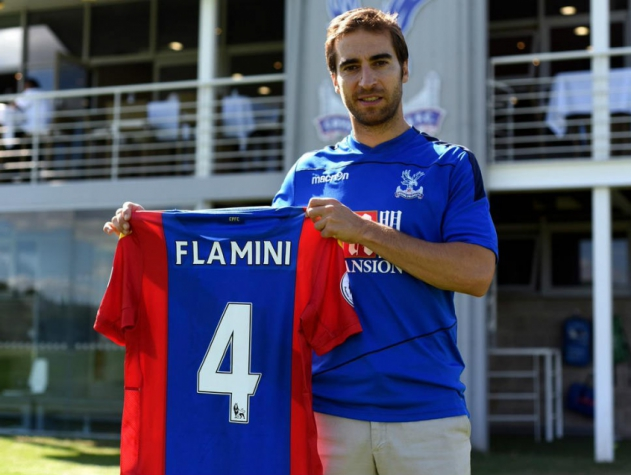 Flamini - Crystal Palace